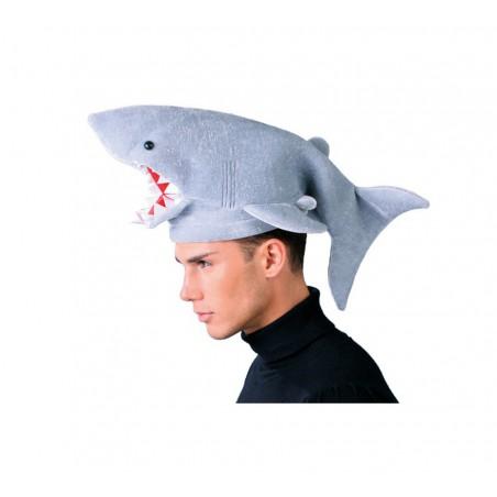 Gorro tiburon pez
