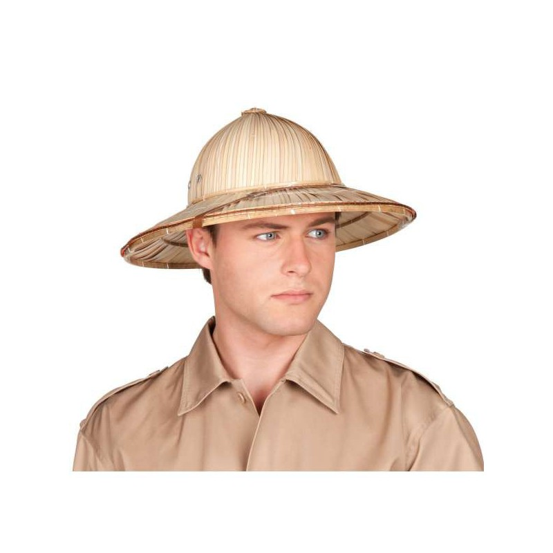 GORRO SAFARI EXPLORADOR