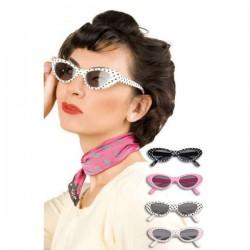 Gafas pink lady años 50-60