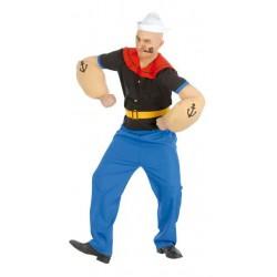 Disfraz de Popeye marinero