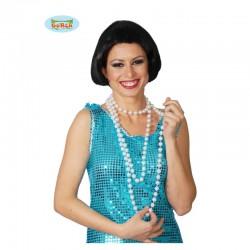Collar perlas charleston