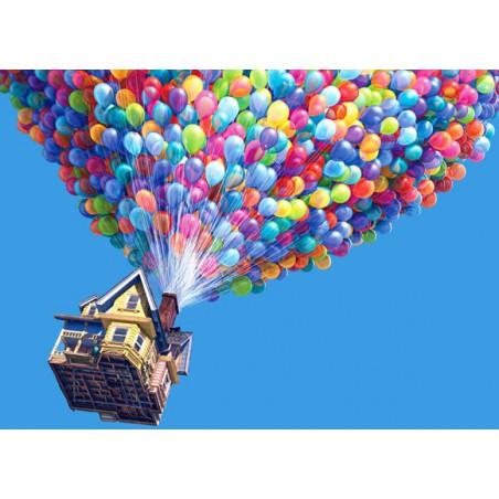 Hinchamos globo con helio