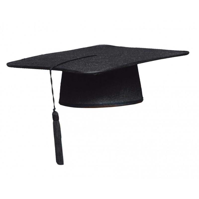 Gorro graduado o licenciado