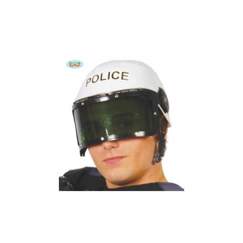 Casco policia