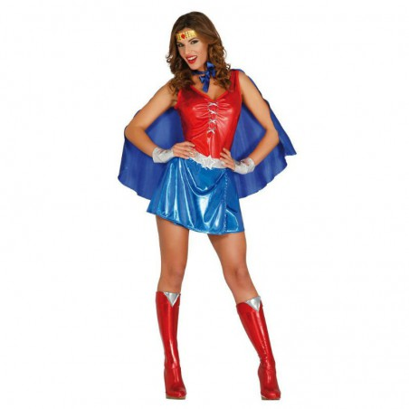 Superheroe power woman