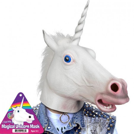 Careta unicornio