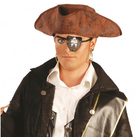 Gorro pirata corsario