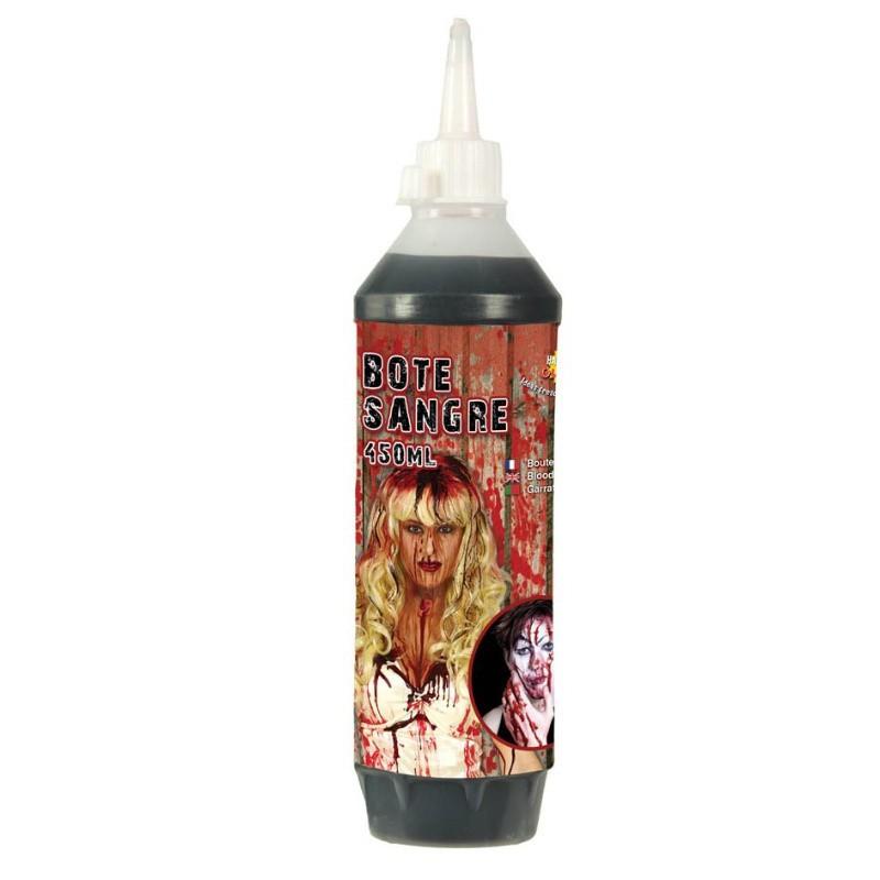 Bote de sangre 450 ml