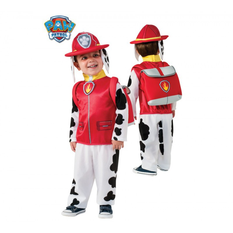 Disfraz Marshall patrulla canina