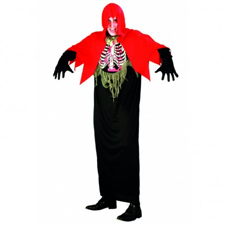 Disfraz túnica del horror