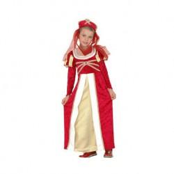 Disfraz princesa medieval