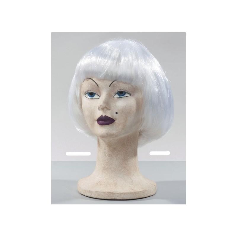 Peluca blanca