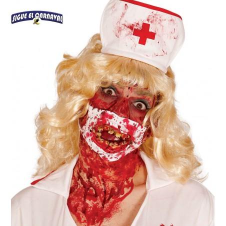 Mascarilla zombie