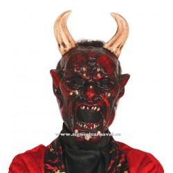 Careta demonio belcebú