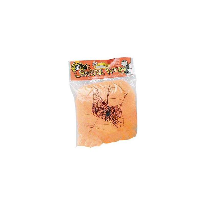 Tela de araña pequeñas 20 gramos