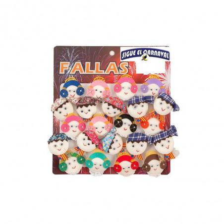PIN FALLERO