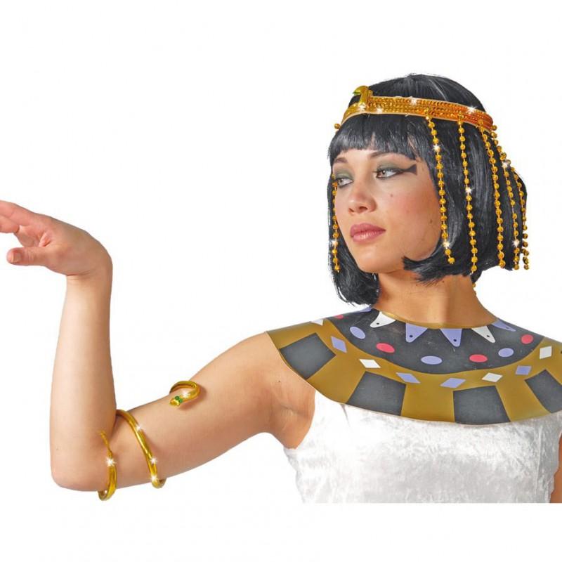 CONJUNTO CLEOPATRA EGIPCIA
