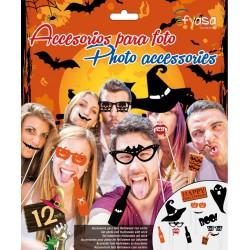 Accesorios para fotos Halloween