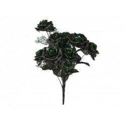 Ramo Flores Rosas Negras