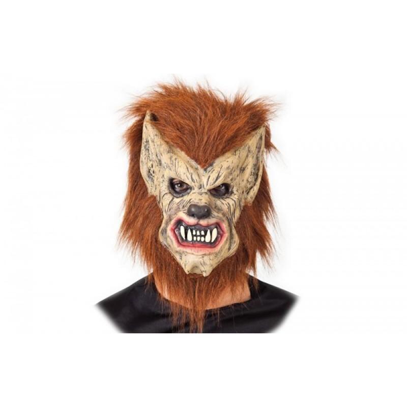 Careta Hombre Lobo
