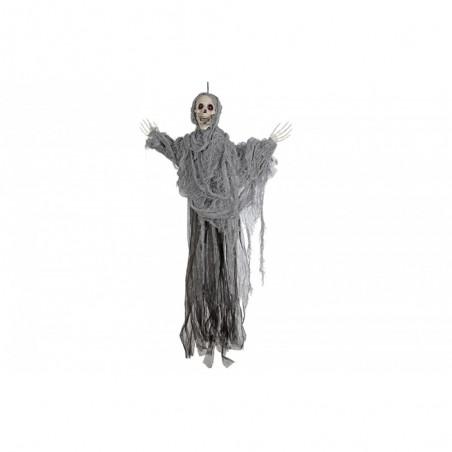Fantasma colgado con movimiento, luz y sonido