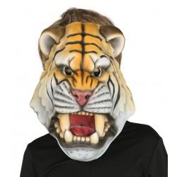 Careta Tigre Goma Eva