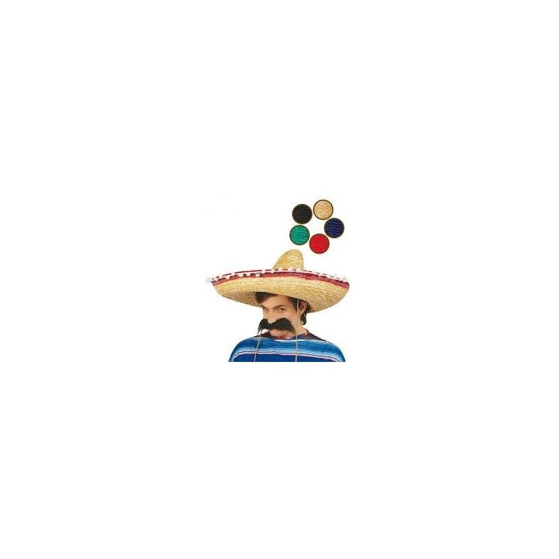 Sombrero mejicano 55 cm