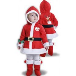 Disfraz Mama Noel bebe