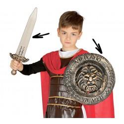 Escudo y Espada infantil