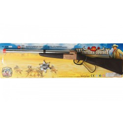 Rifle Escopeta 63 x14 cm