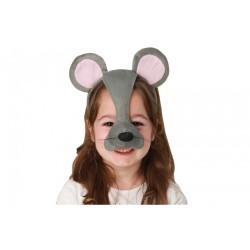 Máscara diadema de Raton