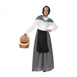 Disfraz Pastora Castañera