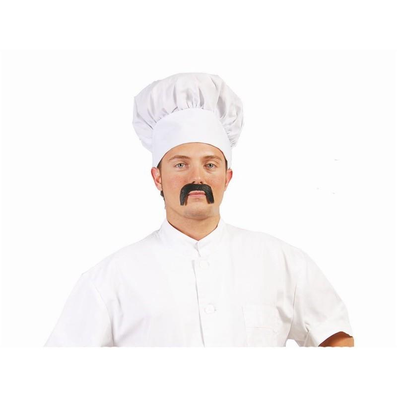 Gorro cocinero tela