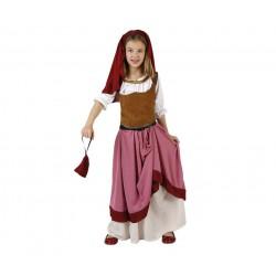 Tabernera Mesonera Medieval infantil