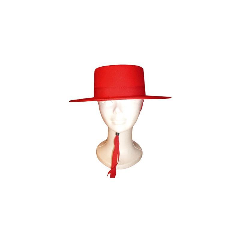 Gorro cordobés rojo