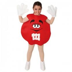 Caramelo Infantil Rojo