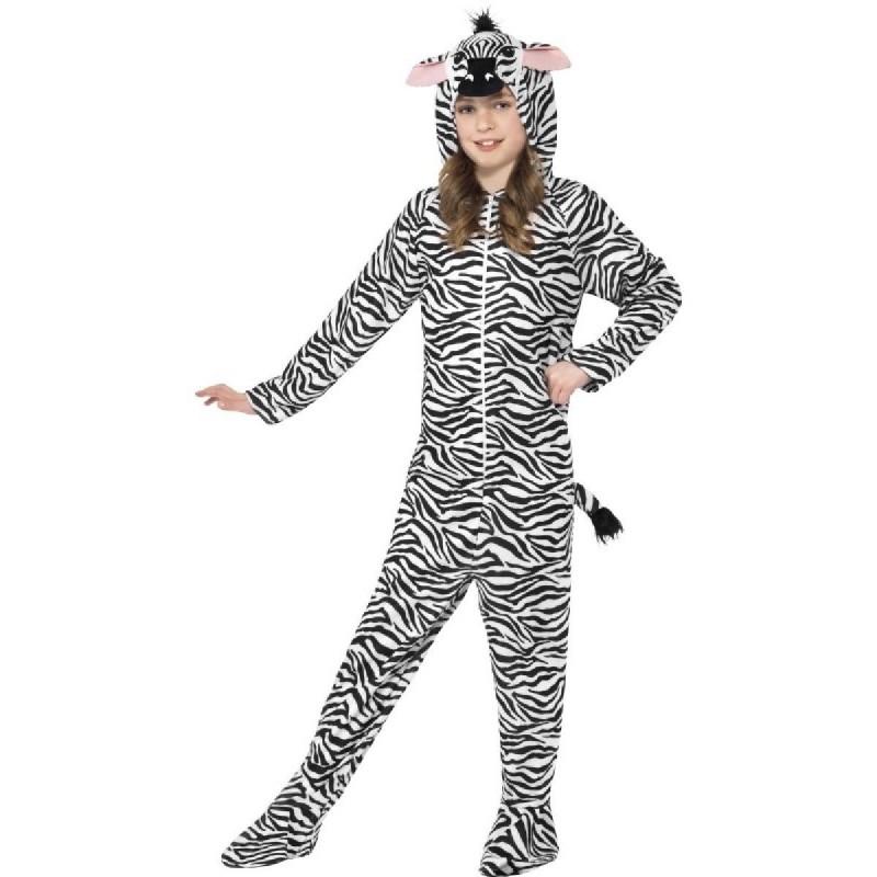 Disfraz Cebra Infantil