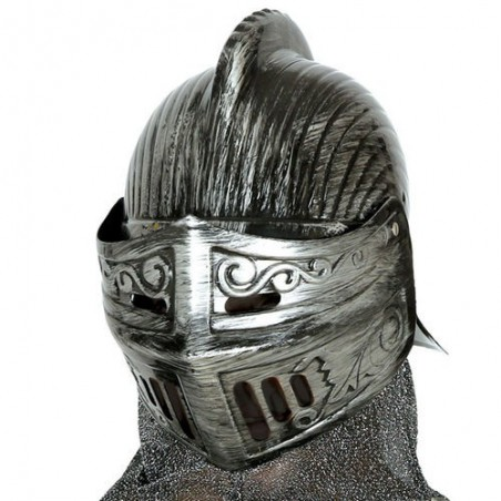 Casco Medieval Adulto