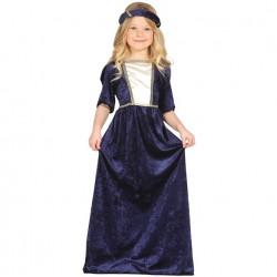 Dama Medieval Azul