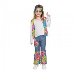 Hippie Niña Bebe