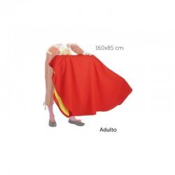 Muleta Torero Adulto 160 x 85 cm.