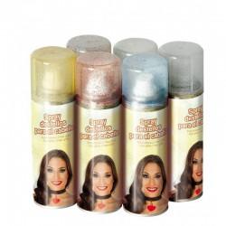 Spray Glitter Pelo