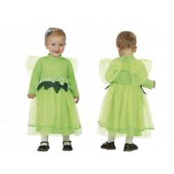 Disfraz Hada Verde Bebe