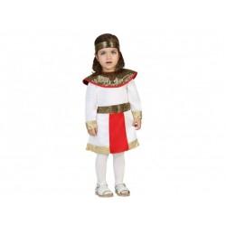 DISFRAZ EGIPCIA 12-24 MESES