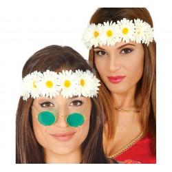 Diadema Flores Hippie