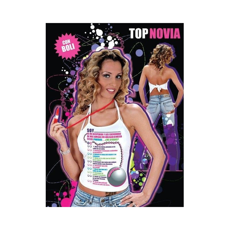 Camiseta Top Despedida