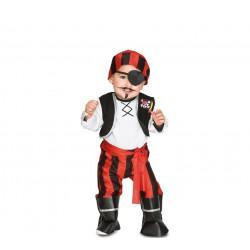 Disfraz Pirata Bebe Niño