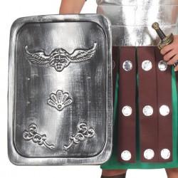 Escudo Romano Plata 53 x 43