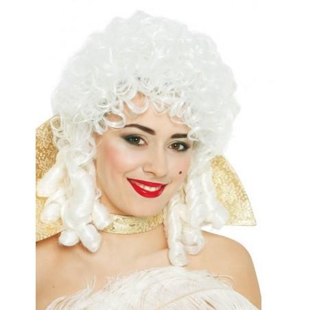 Peluca Maria Antonieta