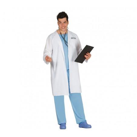 Disfraz Doctor Médico T.L
